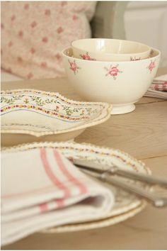 Pretty Dishes