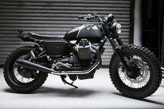 Moto Guzzi V7 Stone by Venier Customs
