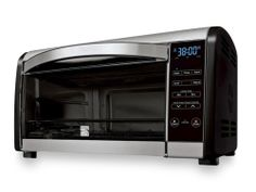 The wallet-friendly and fast-working Elite Gourmet Toaster Oven Broiler provides a first-time homeowner a way to toast, bake and broil without a large oven.
