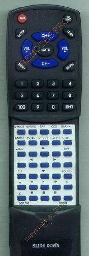 290P111B10 EUR647009 WSA48 WSA55 Replacement Remote Control for Mitsubishi WS55311