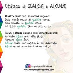 Italian Grammar, Italian Vocabulary, Italian Language, Learn To Speak Italian, Learning Italian, Words, Vacation, Alphabet, Languages