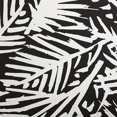 Graphic palm print b