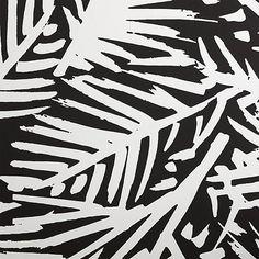 Graphic palm print b