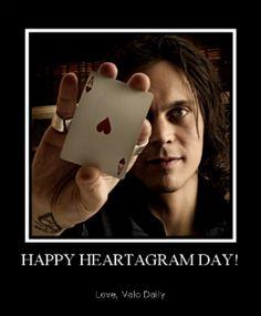 Happy Heartagram Day ❤