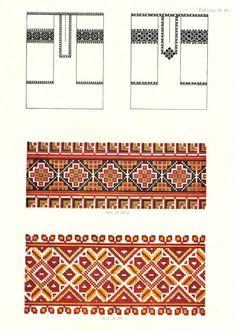 Ukrainian traditional patterns