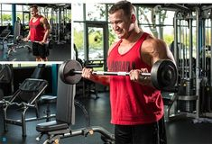 Try Hunter Labrada's effective hacks for tried-and-true arm exercises to maximize your results and add size to your biceps and triceps! Many arm exercises look simple, but looks can be deceiving. Biceps And Triceps, Biceps Workout, Huge Biceps, Weight Training Workouts, Gym Workouts, Workout Tips, Muscle Workouts, Cable Workout, Daily Workouts