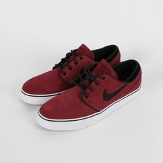 Nike SB Janoski in red