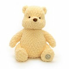 Disney Winnie The Pooh Classic Soft Toy | Disney StoreWinnie The Pooh Classic Soft Toy - Disney favourite Winnie The Pooh is lovingly captured as this gorgeous soft toy. In super soft plush fabric with embroidered nose and eyes, the classic style makes this a wonderful gift for little ones.