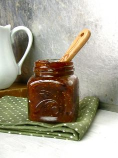 Fresh Fig & Honey Compote