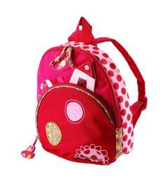 Lilliputiens Liz Elfe Kinderrucksack aus der Kollektion On the Move - Bonuspunkte sammeln, auf Rechnung bestellen & DHL Blitzlieferung!