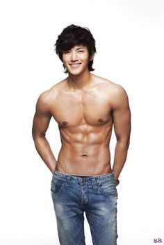 Ji Chang-Wook - I love him...he's a great actor too ;-)