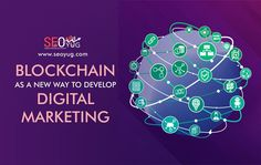 Role of Blockchain Technology in Digital Marketing Seo Marketing, Digital Marketing Services, Seo Services, S Mo, Blockchain Technology, Web Design, Facebook, Design Web, Website Designs