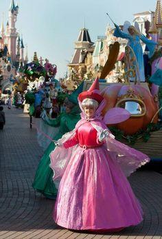 Disneylandparis parade!