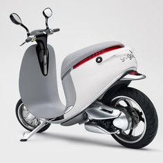 Gogoro launches electric smartscooter to combat pollution in megacities
