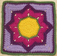 Pattern here: http://www.ravelry.com/patterns/library/eight-pointed-flower