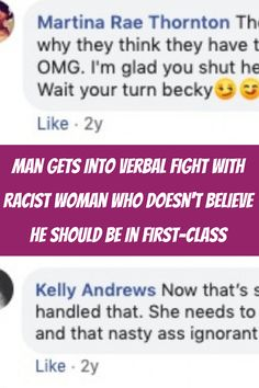 """""""#Man #Verbal #Fight #Racist #Woman #Believe #Class """" Two Buns Hairstyle, Side Bun Hairstyles, Vintage Hairstyles, Mascarade Mask, Apple Diet, Disney Desserts, Leopard Print Outfits, Luxury Jets, Office Exercise"""