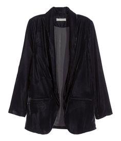 Velvet Jacket | H&M US