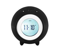 Tocky Rolling Alarm Clock