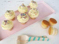 Ice-Cream Cone Cupcakes recipe