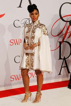 All of the Photos From the CFDA Awards Red Carpet, Look #21