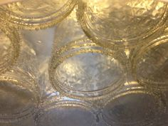 Sterilizing canning jars can be pretty too!