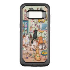 """Title : 107, Cat Collage , Cat Lovers OtterBox Commuter Samsung Galaxy S8 Case  Description : Fun, Humor, """"Animal-Art"""", Animals, Pets, Cartoons, Clipart, """"Art-Illustrations"""", """"Wild-Animals"""", Cat, Kitten, Dog, Puppy, """"Wild-Cats"""", """"Animal-Illustrations"""", """"Graphic-Art"""", """"-"""", """"Paw-Prints"""", Whimsical, Cute, """"Pet-Lovers"""", Fish, """"Animal-Prints"""", """"Home-Décor"""", """"Retro-Animal-Gifts"""", Decorative, """"Animal-Folk-Art"""", Americana  Product Description : check out our sire for full description"""