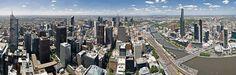 Relatório feito por grupo de pesquisa do Economist mostra que a cidades menos densas são mais aproveitadas por seus moradores.
