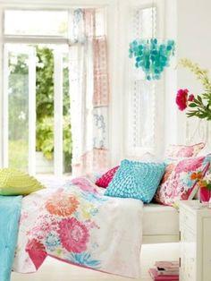 Colourful Beautiful Bedroom