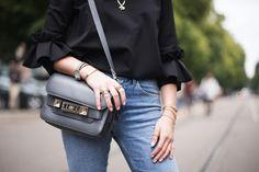 Milan Fashion Week SS17: Street Style Details