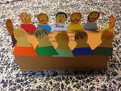 Matthew 26:17-29. The Last Supper. Talking about Jesus and the Last Supper tonight on the blog. Easy, inexpensive, and unique children's Bible lessons. Free to all! Take a look and share!