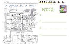 FITXES DEL PROJECTE LES BRUIXES 4 ANYS - Carmen Ferrer - Álbumes web de Picasa