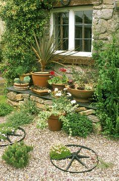 make it yourself Garden Decor