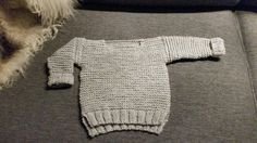 Knitted sweater for baby:) Baby Sweaters, Fashion, Moda, Fashion Styles, Fashion Illustrations