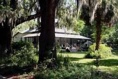 Old Florida 2008 Micanopy Home by anoldent, via Flickr