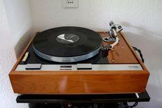 analog-dreams:  Thorens TD 125