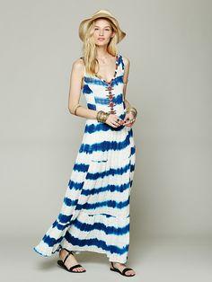 Free People Bonitas Sunshine Dress