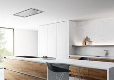 Kjøkkentrender 2021 | Byggmakker - Byggmakker Best Hacks, Kitchen Island, Kitchen Cabinets, Shabby Chic Kitchen Decor, Cooker Hoods, Elegante Designs, Diy Desk, Annie Sloan, Food Preparation