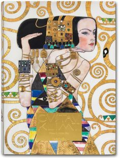 """GUSTAV KLIMT: THE COMPLETE PAINTINGS. By Tobias G. Natter. Cologne, Germany, Taschen, Circa 2012. 676 Pages. 16"""" x 12"""" x 2-3/8"""". In Clam-Shell Carrying Case. I Just Received My Copy, All I Can Say Is That This Book Is Truly Incredible, Undoubtedly The Most Beautiful Book Printed This Year!!! A Masterpiece that Every Gustav Klimt Lover Must Have!!! The Book has Very Large, Multi-Page Images (including Several Fold-Outs) of his Paintings; with Details, Drawings, Photos & Letters by Klimt as…"""