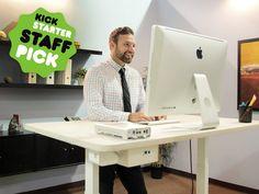 Autonomous Desk: The Smartest Office Desk Yet, Powered By AI