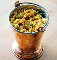 Cauliflower Biriyani: This looks delicioius!