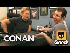 Conan & Billy Eichner Join Grindr - CONAN on TBS
