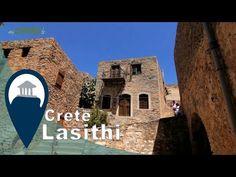 Crete   Spinalonga Island - YouTube