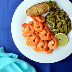 Pan seared shrimp with homemade creole seasoning- quickest thing you'll cook ever!
