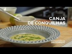 Canja de Conquilhas | COMTRADIÇÃO com Henrique Sá Pessoa - YouTube Youtube, Natural Person, Gastronomia, Recipes, Youtubers