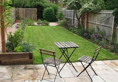 The owners of this house had very busy lives, both commuting to work during the week, and the state of the garden had remained unchanged since they had moved in, which meant they rarely used it. ...