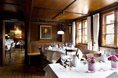 Restaurant in Hotel Die Halde in Oberried, Germany
