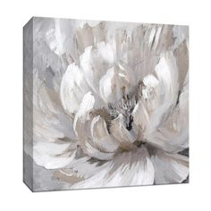 15 in. x 15 in. ''Burst of Spring'' By PTM Images Canvas Wall Art, Multicolored