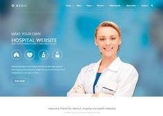 15 sitios web de salud, hospitales y clínicas para la inspiración 2015
