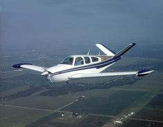 My dad flew a Beechcraft Bonanza, one of my favourite childhood memories!