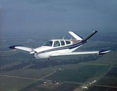 My dad flew a Beechcraft Bonanza, one of my favourite childhood memories!